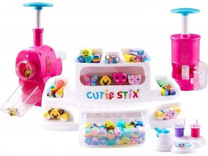 Kreativní sada pro výrobu náramků a řetízků z korálků Cobi CUTIE STIX Studio/ náhrdelník / 33130