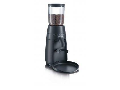 Mlýnek na kávu Graef CM 702 / černá