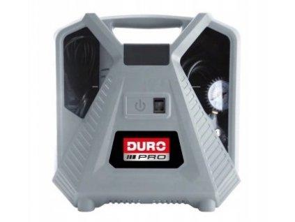 Mobilní kompresor DURO / 1100W / zánovní