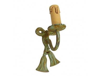 Nástěnné svítidlo ve tvaru svíčky Better & Best 0226216 - 2G11