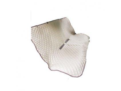 Ochranná deka na sedadla do auta pro psy Spike Royalty Pets 140 x 100 cm