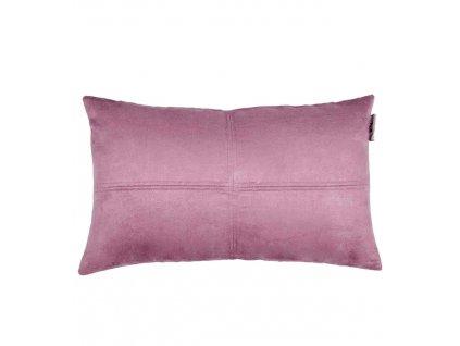 Povlak na polštář Madura - růžová 28x47 cm