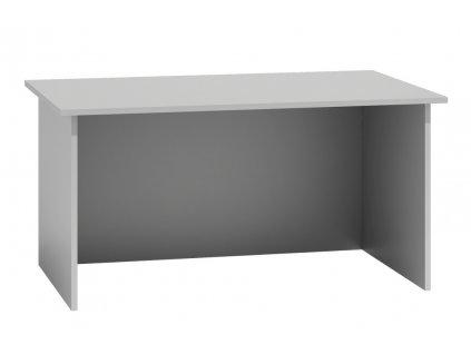 Psací stůl na laptop STANDARD - bílý