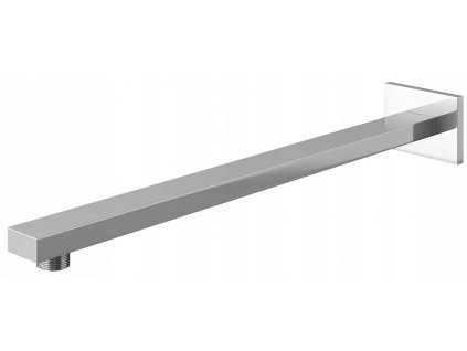 Rameno nástěnné 35 cm Rea čtvercové - Stříbrná