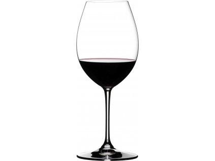 RIEDEL Syrah/Shiraz Vinum XL sada sklenic na červené víno 590 ml