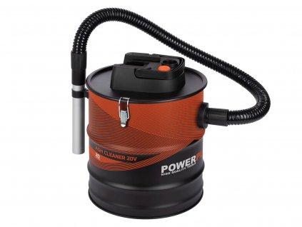 Separátor PowerPlus POWDP6020 / Vysavač popela 20V (bez baterie)