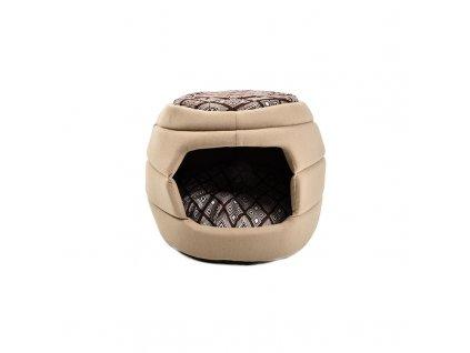 Skládací pelíšek pro kočky Tuur Royalty Pets