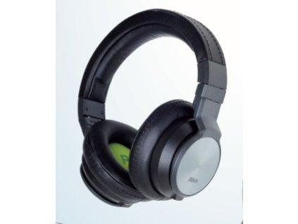 Sluchátka Altius HS-NC800 LB1 / Hudba / Černé