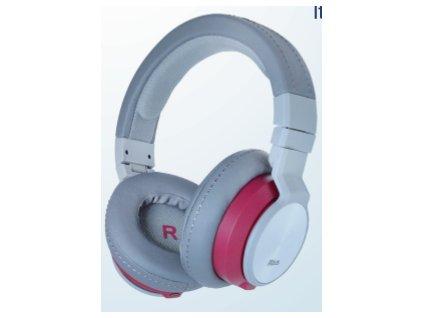 Sluchátka Altius HS-NC800 LB1 / Hudba / Šedé