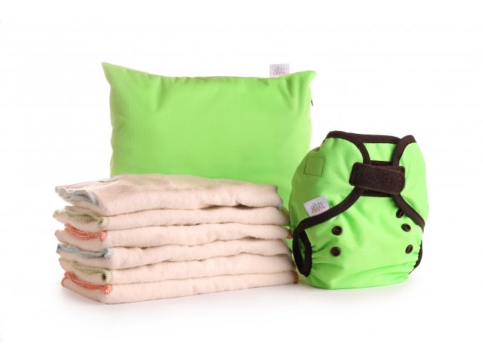 Bum Fold Pack Eco Lime
