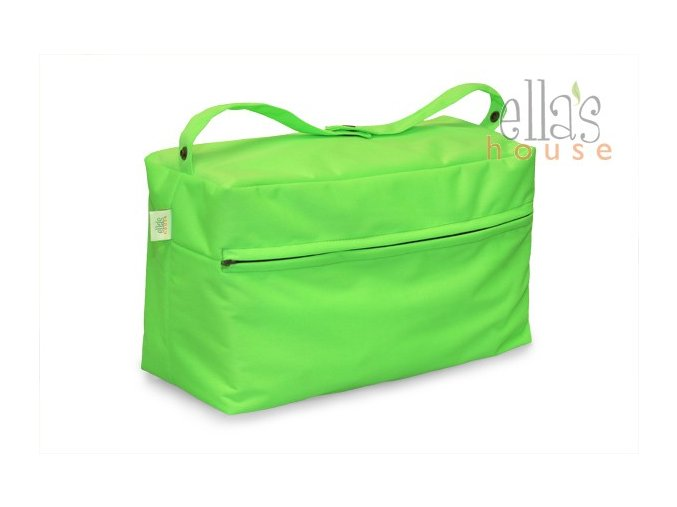 Buggy Bag Neon green