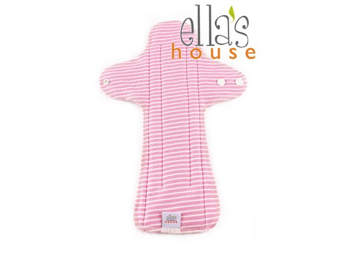 Moon pads maxi  Pink Stripes 1pc