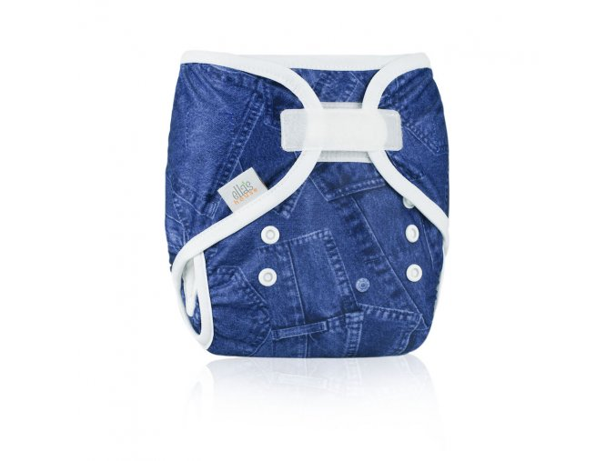 ellas wrap denim kopie