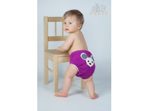 Bum Wrap Plucky mouse pink