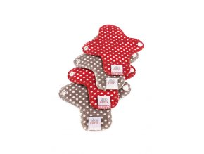 Moon pads mini Dots 4pcs.