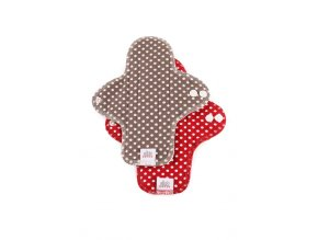 Moon pads midi Dots 2pcs.