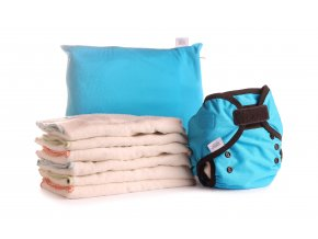 Bum Fold Pack Eco Turquoise
