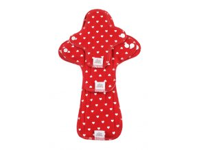 Moon pads trial Red Hearts 3pcs