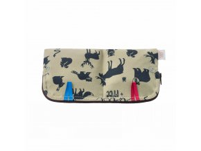 moon pouch wildlifegreen
