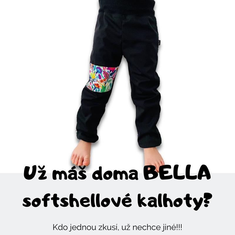 Jarní kalhoty BELLA