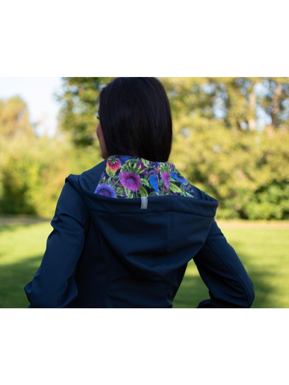 dámský softshellový kabát