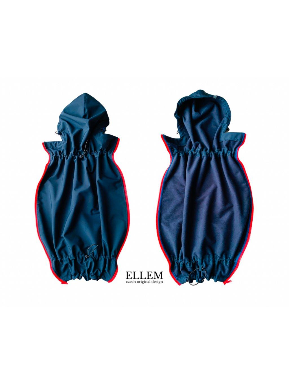 """Alt=,,nosící vsadka na připnutí do bundy a kabátu pro miminko s kapuckou a regulací v těle miminka s regulací obvodu kapuce"""""""