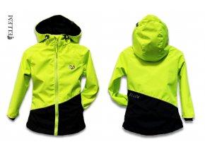 softshellová bunda pro děti