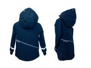 Softshellová bunda PLAY GAME - Meduna II - (regular)