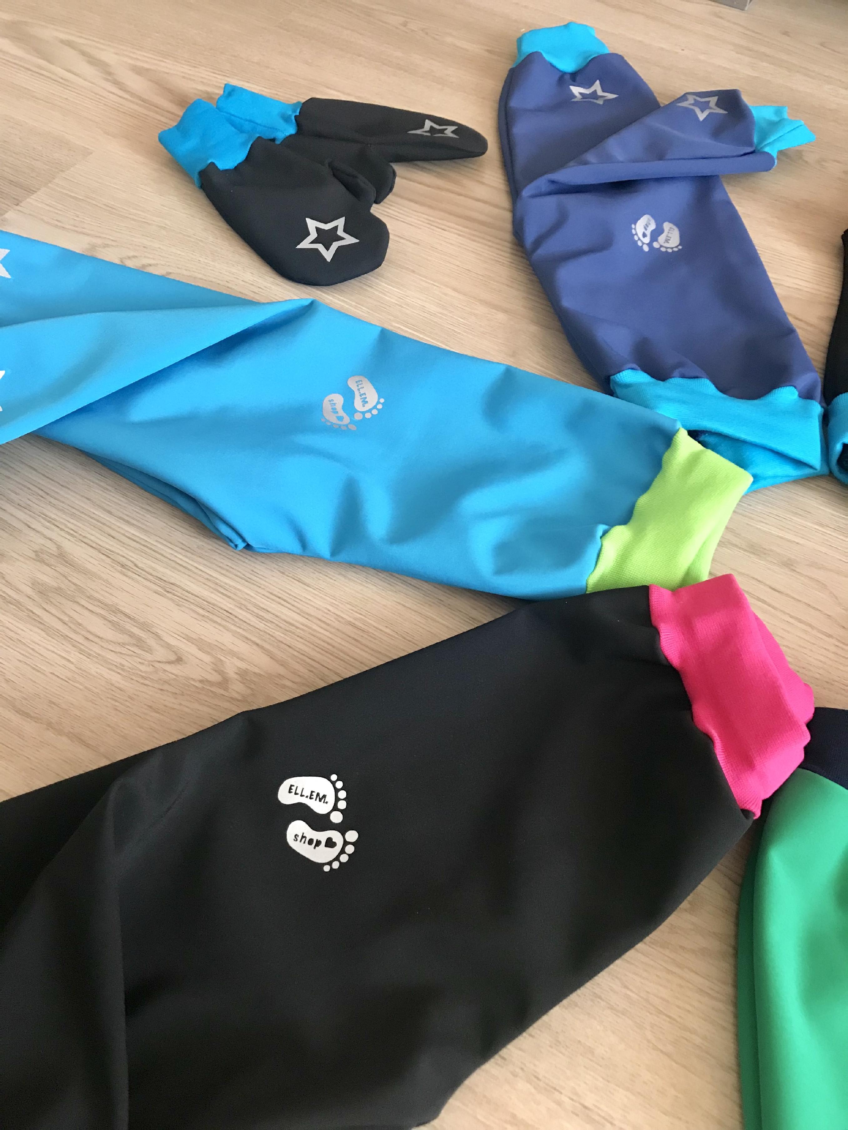 248ed6708ac Softshellové kalhoty pro děti Velikost  86