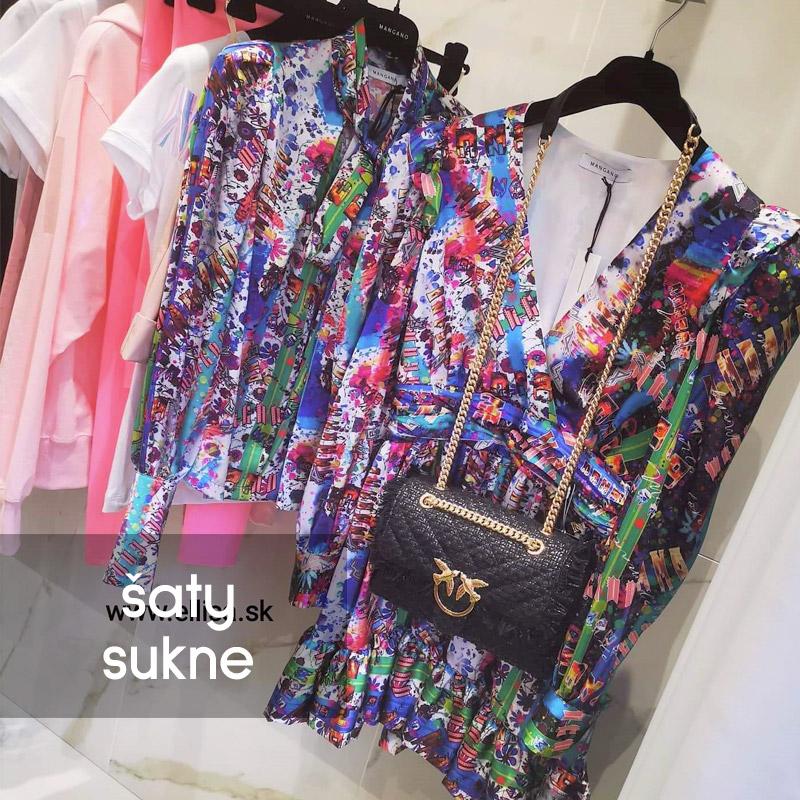 Šaty, sukne