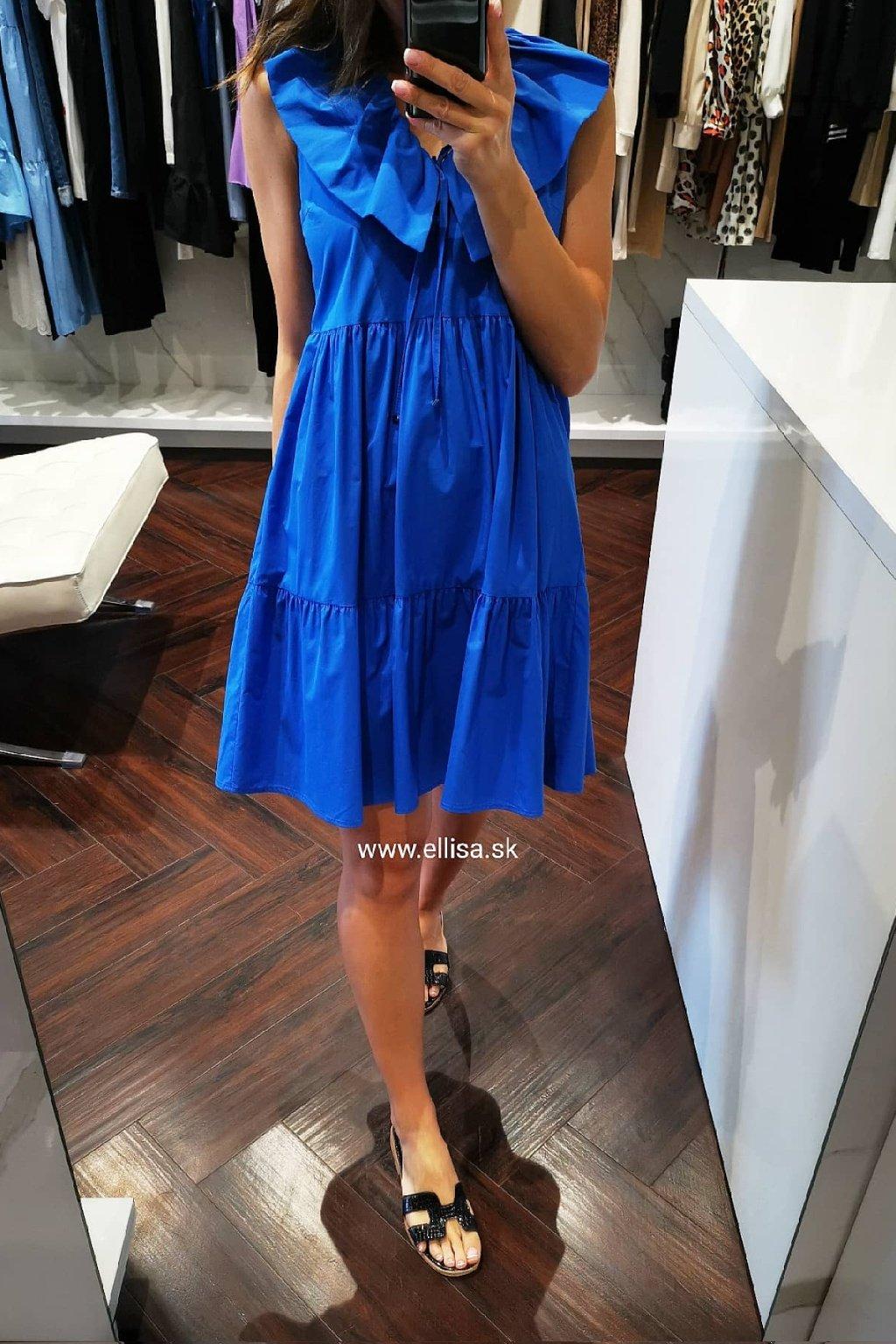 Letné šaty BLUE