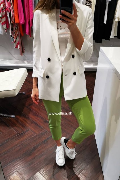 Nohavice green
