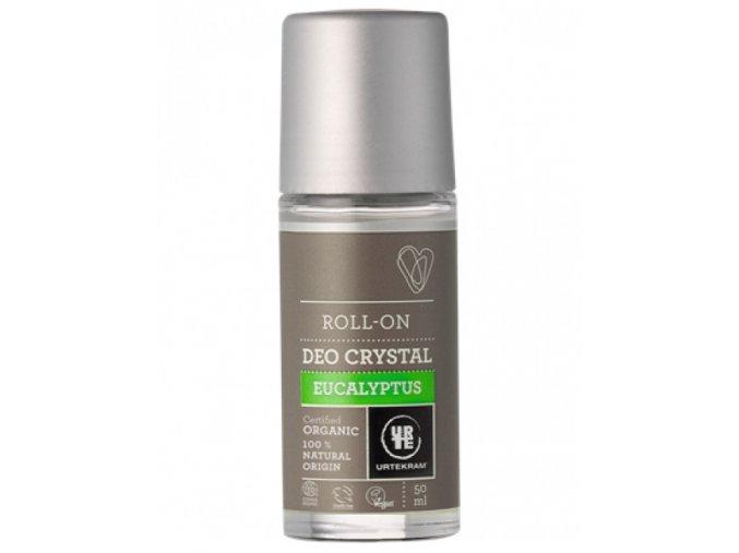 deodorant roll on eucalyptus 50ml bio veg