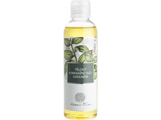 N1128I Tělový a masážní olej Uvolnění 200 ml