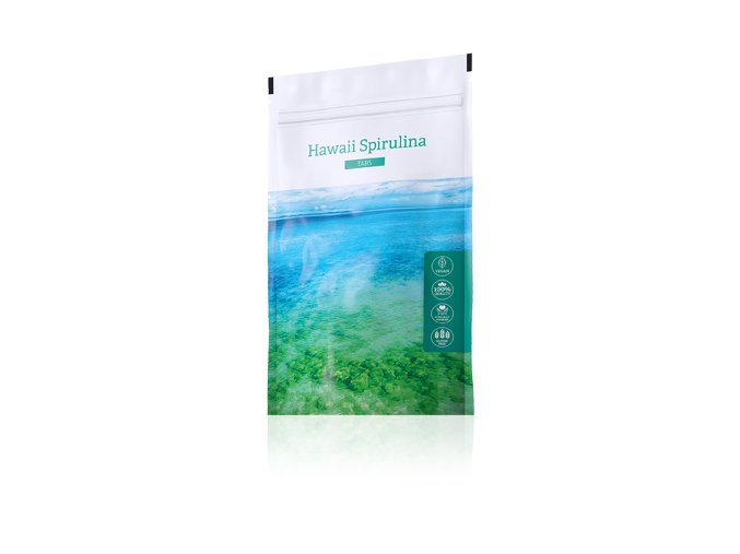 Energy Hawaii Spirulina tabs - 200 tbl.