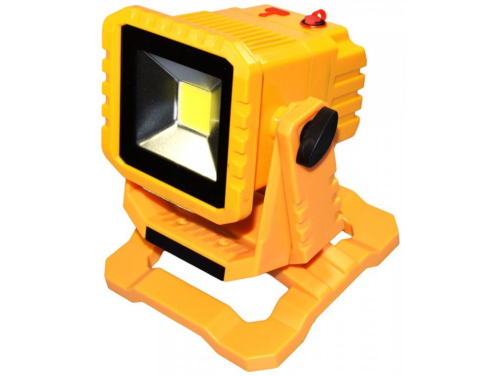 přenosný AKKU reflektor 20W