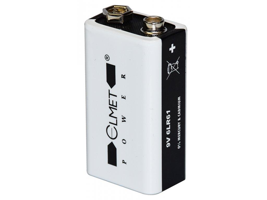 baterie alkalická 9V 6LR61