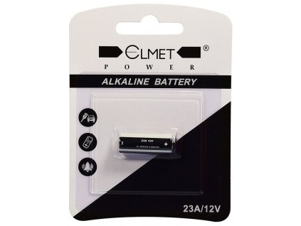 baterie alkalická 23A 12V