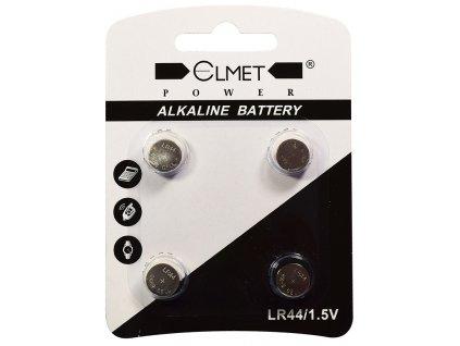 baterie alkalická LR44