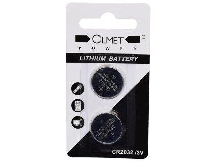 baterie lithiová CR 2032