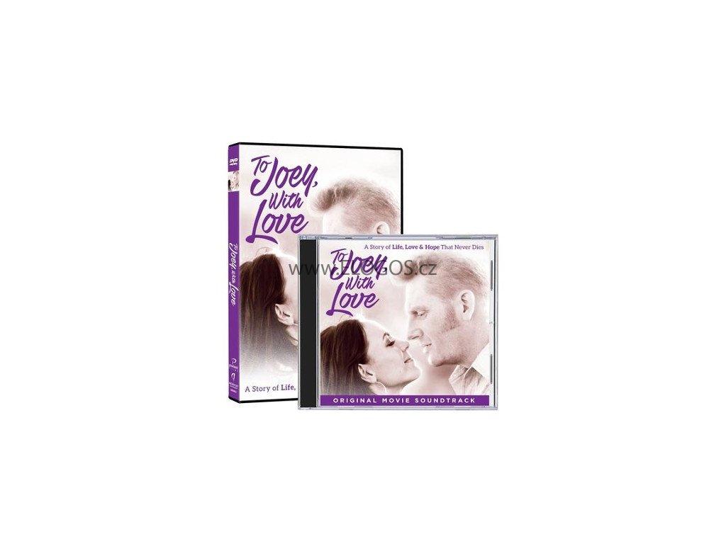 Balíček - To Joey, With Love - Z lásky k Joey (CD  plus  DVD)