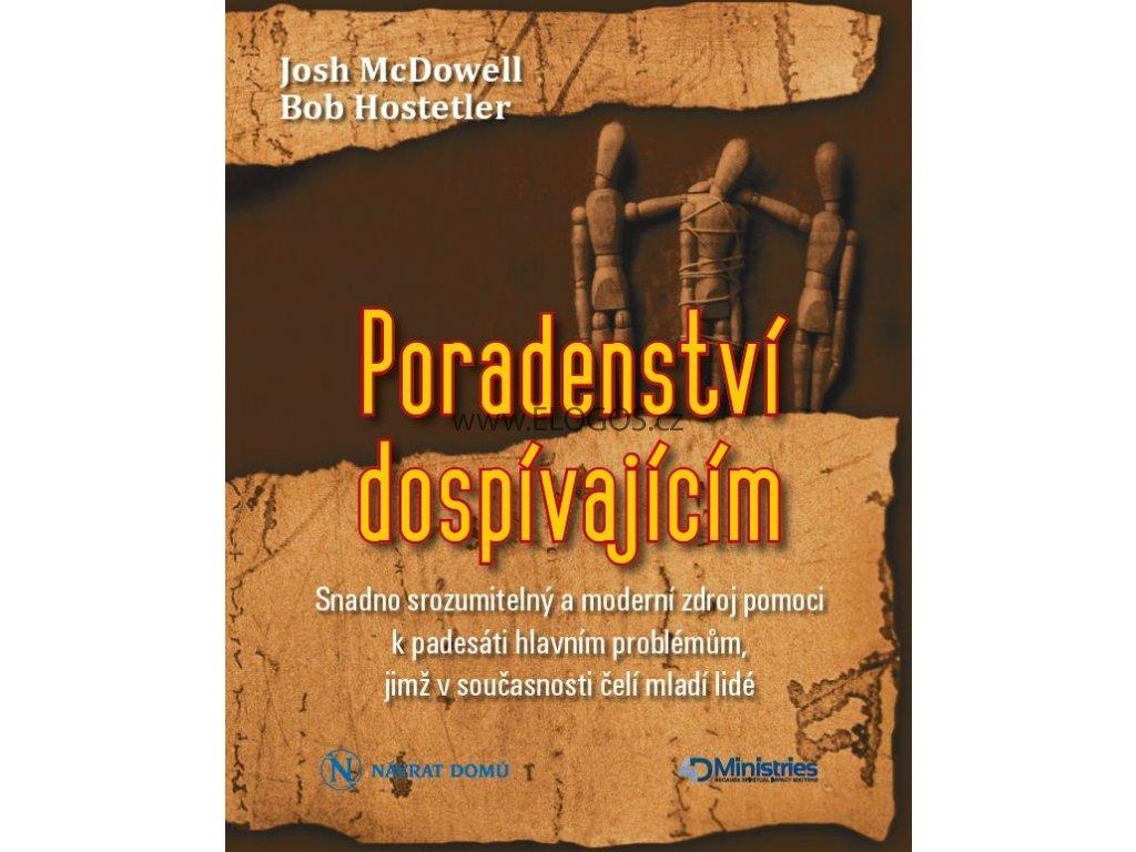 McDowell, Bob Hostetler-Poradenství dospívajícím