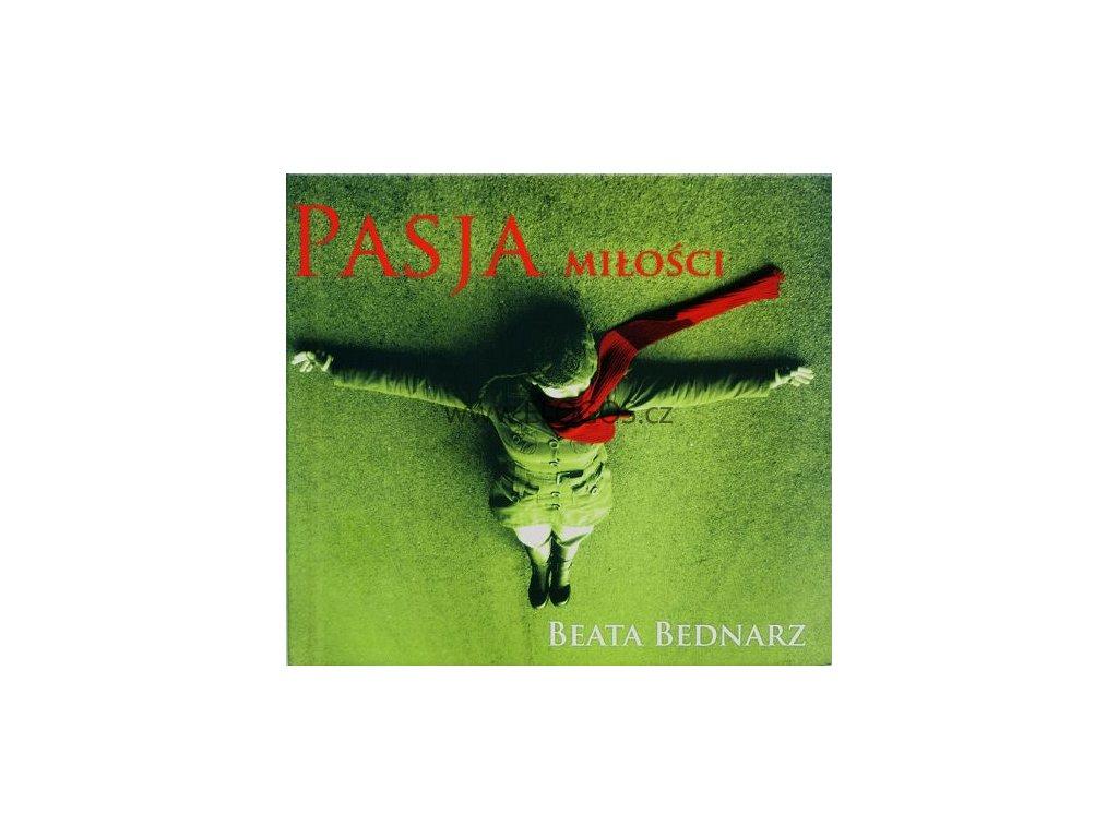 CD- Bednarz, Beata - Pasja milości
