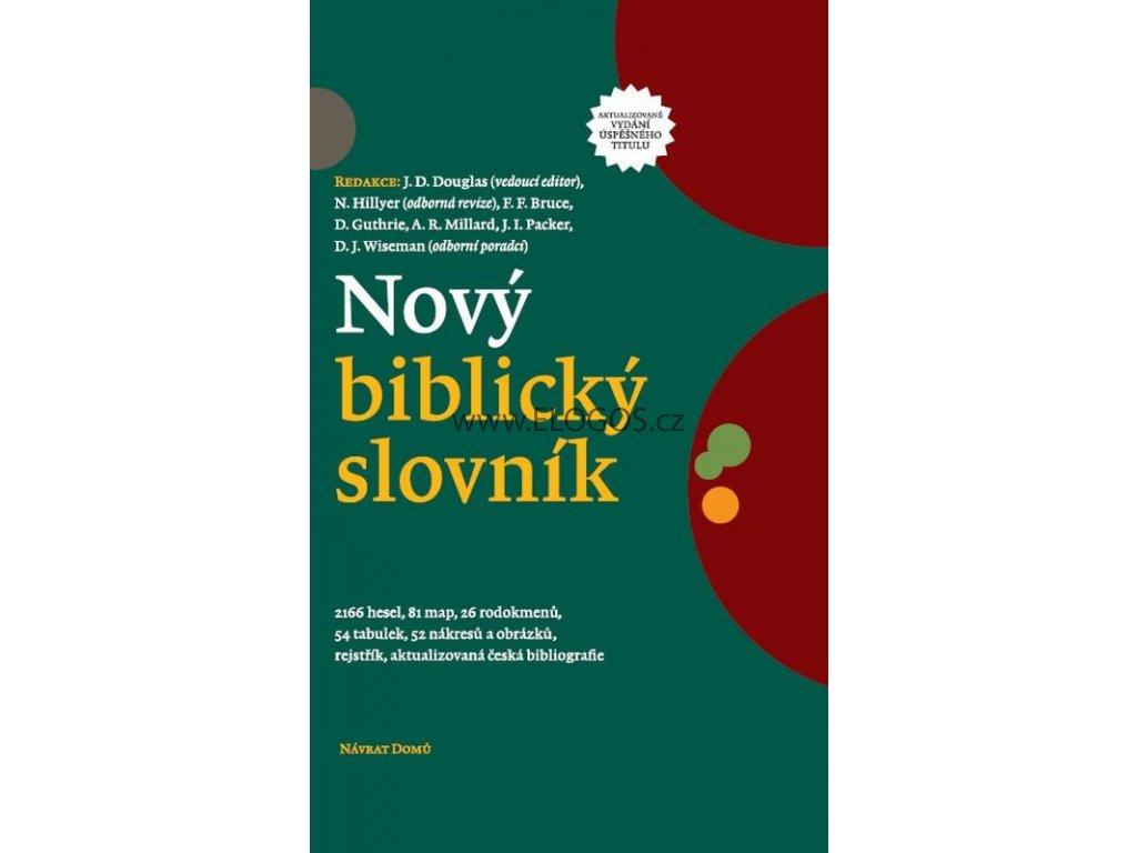 Nový biblický slovník  - kolektiv autorů
