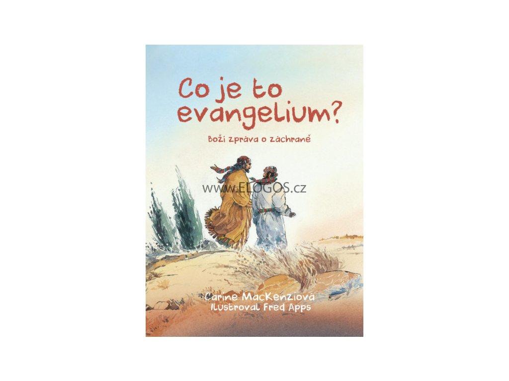 Carine MacKenziová - Co je to evangelium?