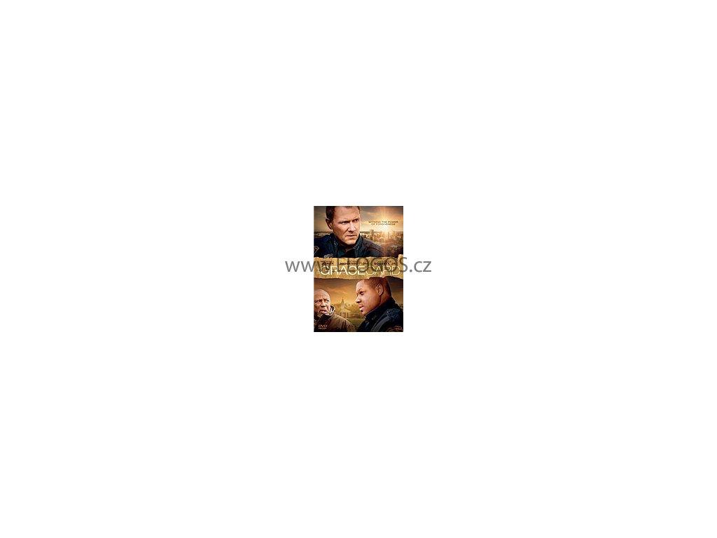 DVD-The Grace Card - Boží vzkaz