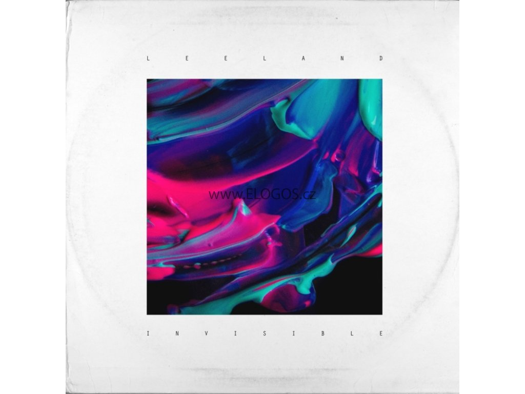 CD-Leeland - Invisible