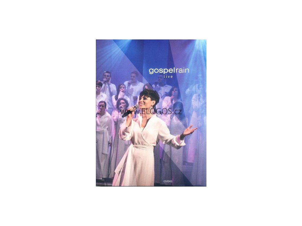 CD- Gospel Rain - N (CD plus DVD