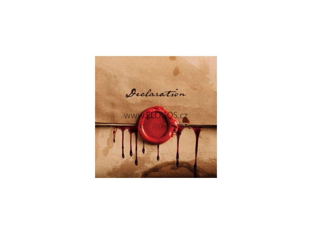 CD-Red - Declaration