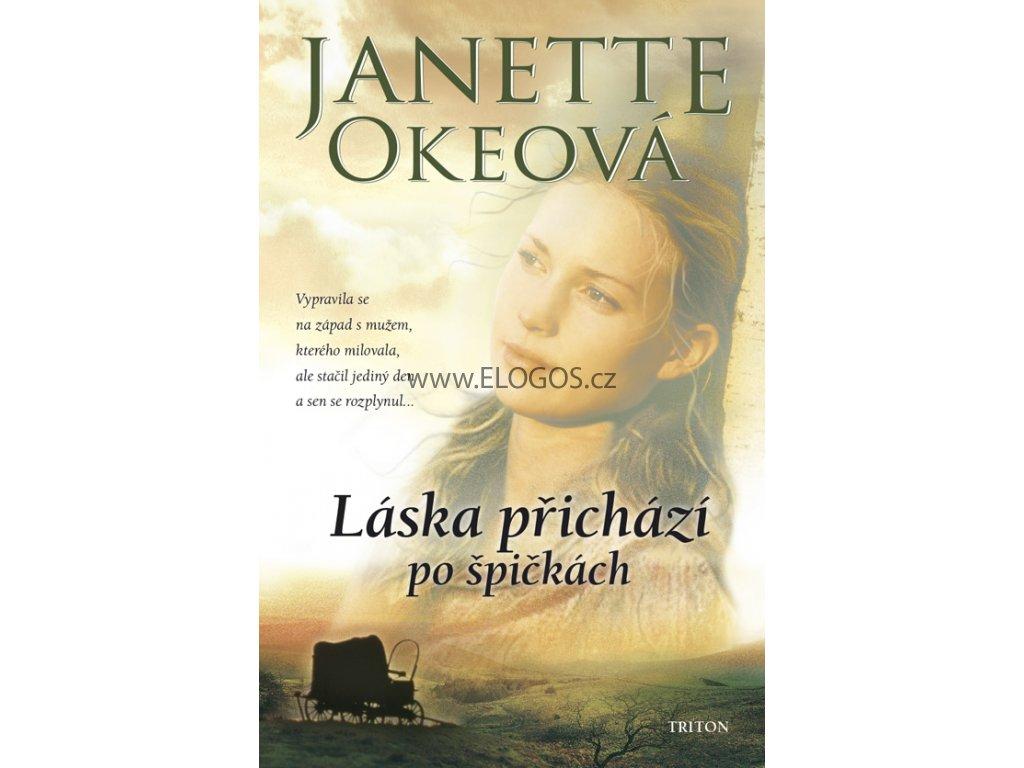 Láska přichází po špičkách -Janette Okeová